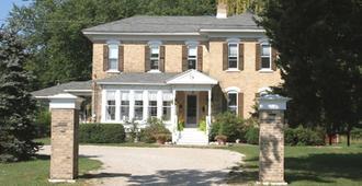 The Seymour House Bed & Breakfast - South Haven - Edificio