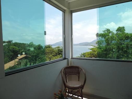 Recanto do Teimoso Ubatuba - Ubatuba - Balcony