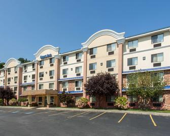 Days Inn Leominster/Fitchburg Area - Leominster - Gebäude