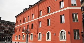 Hotel Residence Matteotti - Novara - Edificio