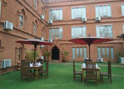 Bagan Landmark Hotel - Bagan - Budynek