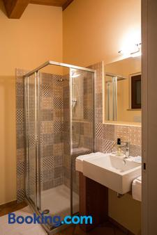 Locanda Borgognina - Cartoceto - Bathroom