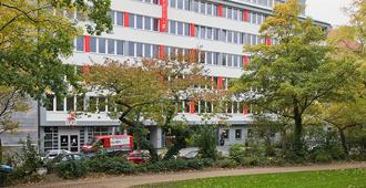 Meininger Hotel Hamburg City Center - Hampuri - Rakennus