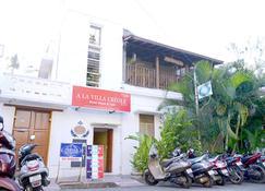 A La Villa Creole - Puducherry - Edificio