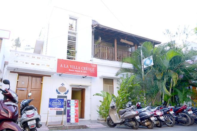 A La Villa Creole - Puducherry - Building