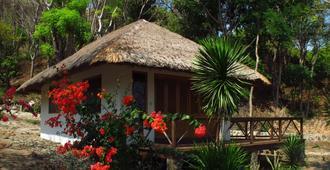 Coconut Beach Resort - Labuan Bajo - Outdoor view