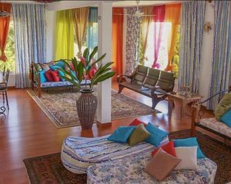 Villa Citronella - Au Cap - Living room