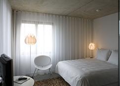 Banks - Antwerpen - Schlafzimmer