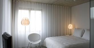 Banks - אנטוורפן - חדר שינה