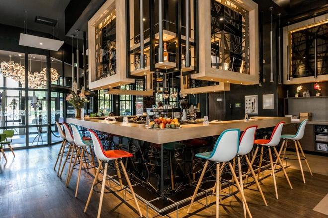 Xo Hotels Couture - Amsterdam - Bar