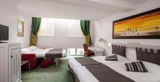 Hotel Du Parc - ליון - חדר שינה