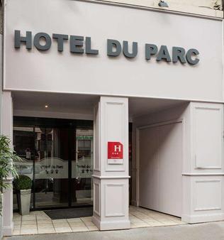 Hotel Du Parc - Λυών - Κτίριο