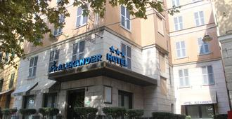 New Alexander - Genoa - Building