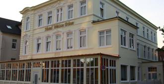 Hotel Weisse Düne - Borkum - Building