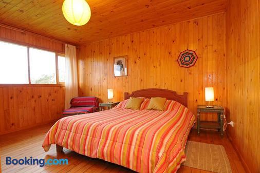 Casa Pindal - Hostel - Puqueldón - Bedroom