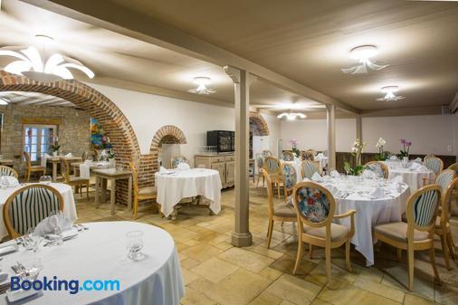 Castel Damandre - Arbois - Banquet hall