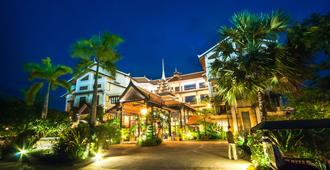 Saem Siemreap Hotel - Ciudad de Siem Riep - Edificio