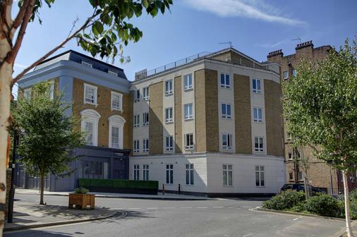 Best Western Plus Vauxhall Hotel - London - Toà nhà