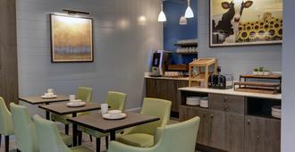 Best Western Plus Vauxhall Hotel - London - Nhà hàng