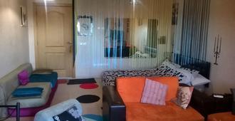 Z 公寓飯店 - 馬拉喀什 - 客廳