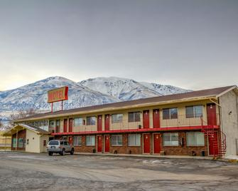 Galaxie Motel - Brigham City - Edificio