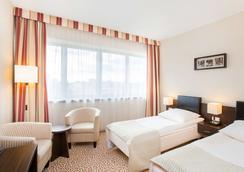 Qubus Hotel Lodz - Łódź - Bedroom