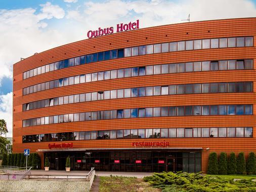Qubus Hotel Lodz - Łódź - Rakennus