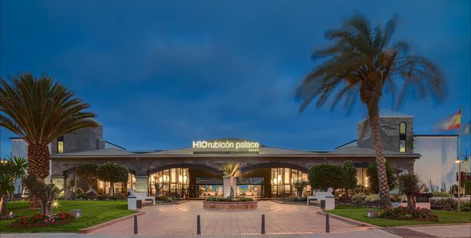 魯比肯宮 H10 酒店 - 雅伊薩 - 普拉亞布蘭卡 - 建築