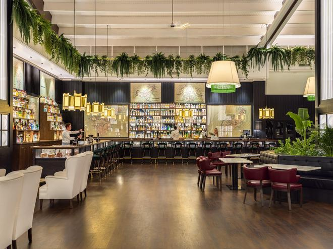 魯比肯宮 H10 酒店 - 雅伊薩 - 普拉亞布蘭卡 - 酒吧