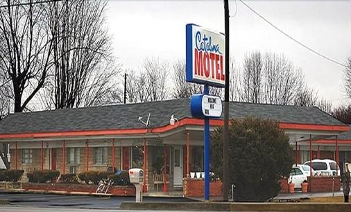 Catalina Airport Motel - Indianapolis - Rakennus