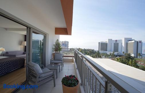Akra V Hotel - Antalya - Balcony