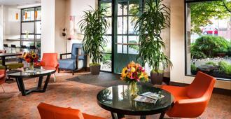 Staypineapple, University Inn, University District Seattle - Seattle - Lobby