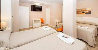 Gestión De Alojamientos Rooms - Guest House - Pamplona - Bedroom