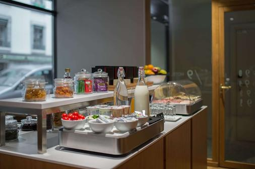 9hotel Paquis - Geneve - Buffet
