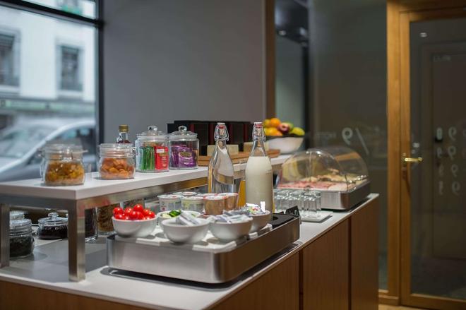 9hotel Paquis - Geneva - Buffet