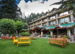 Johnson Lodge & Spa - מאנאלי