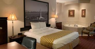 Super 8 by Wyndham Albany - Albany - Bedroom