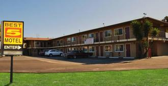 Best 5 Motel - Salinas - Edificio