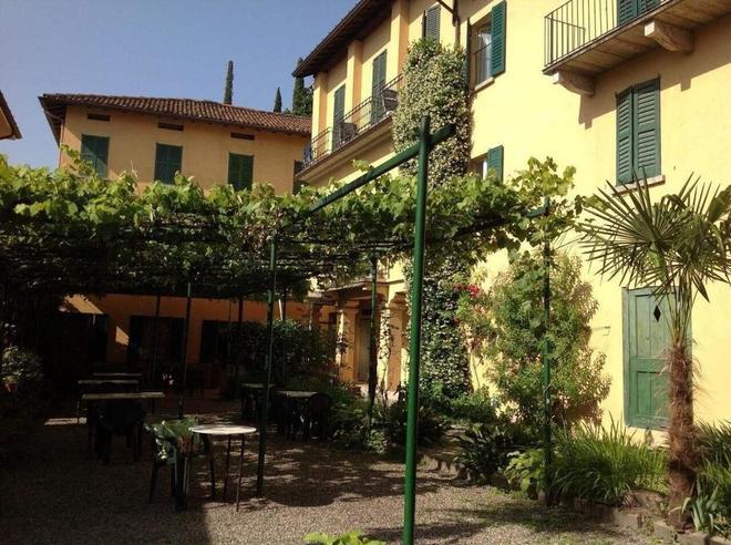 Albergo Giardinetto - Bellagio - Patio