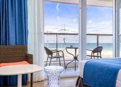 Aimi Jeju Beach Hotel - Cheju - Chambre
