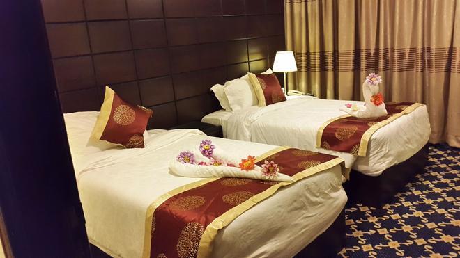 Al Thuraya Hotel - Amman - Bedroom
