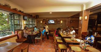 Kenya Comfort Hotel - נאירובי - מסעדה