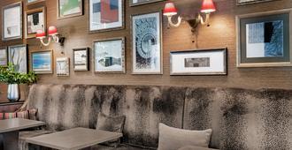 ホテル パラシオ デル レティロ オートグラフ コレクション - マドリード - レストラン
