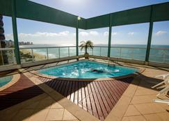 Hotel Plaza Mar - Vila Velha - Pool