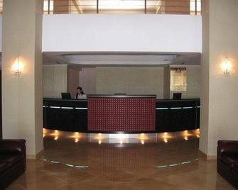 Rin Airport - Otopeni - Front desk