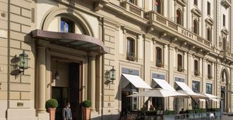 Rocco Forte Hotel Savoy - Florence - Building