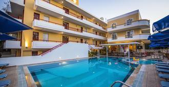 Erato Studios & Apartments - Kos - Pool