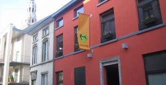 Leuven City Hostel - Lovaina - Edificio