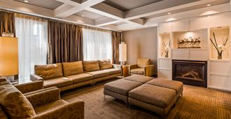 Best Western Premier Hotel Aristocrate - קוויבק סיטי - סלון