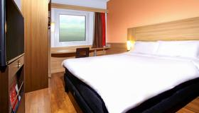 聖地亞哥普羅維登斯宜必思旅館 - 聖地牙哥 - 聖地亞哥 - 臥室